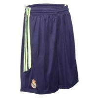 Pantalón corto de Baloncesto ADIDAS Real Madrid 2012-2013 Z19364