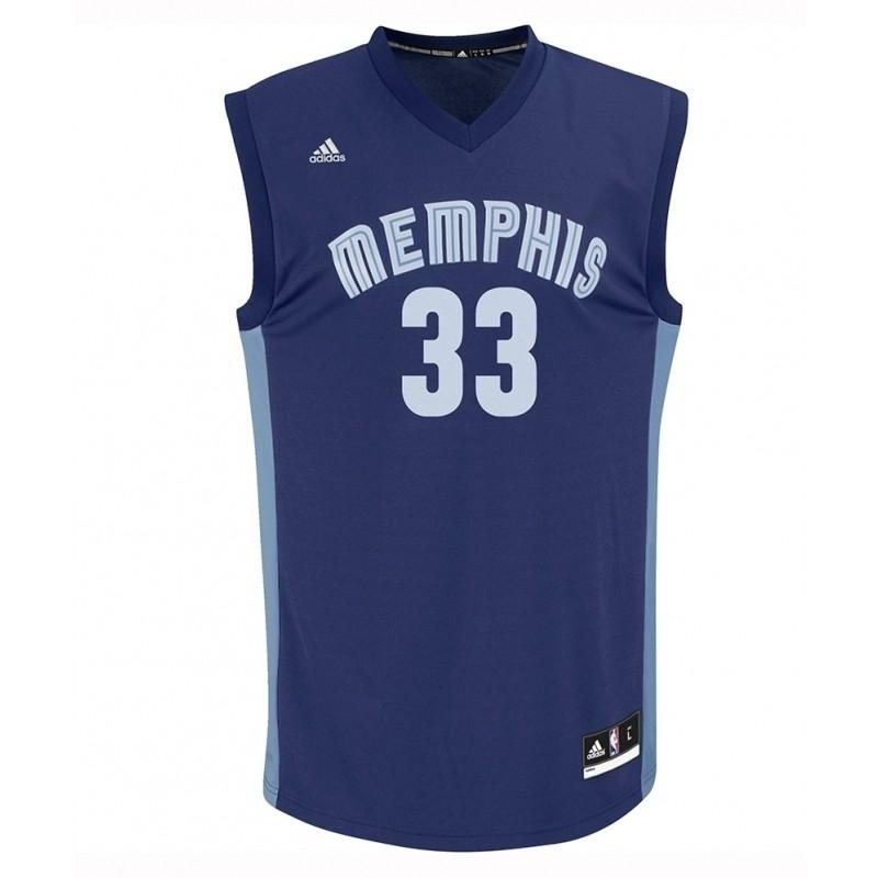 Camiseta adidas Memphis Grizzlie