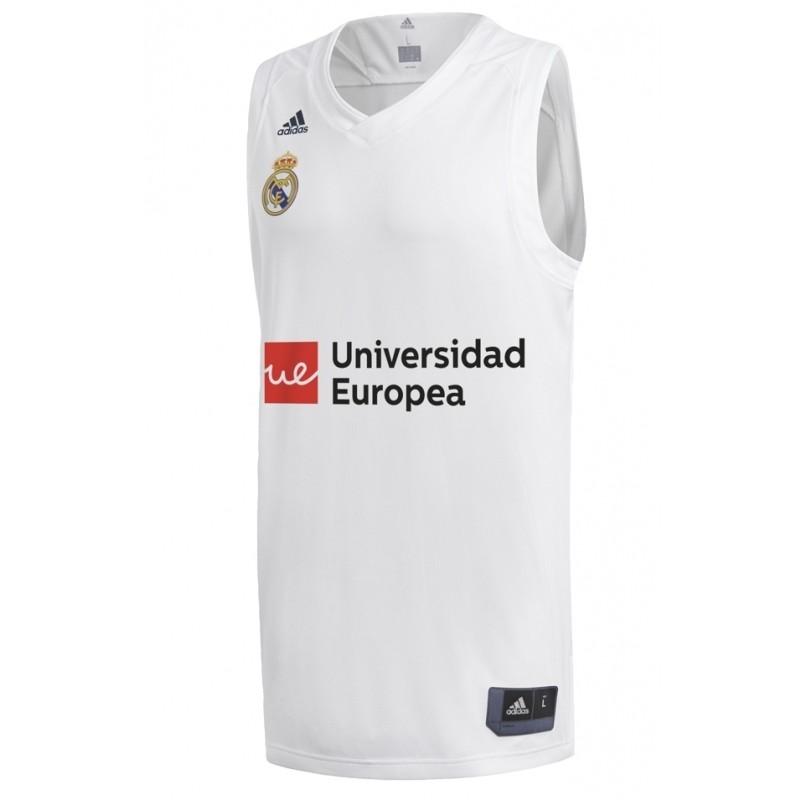 Camiseta adidas R. Madrid