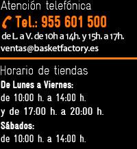 Atención al Cliente Basketfactory