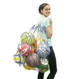 Portabalones de Baloncesto JS Red porta 20 balones Deluxe 0004119